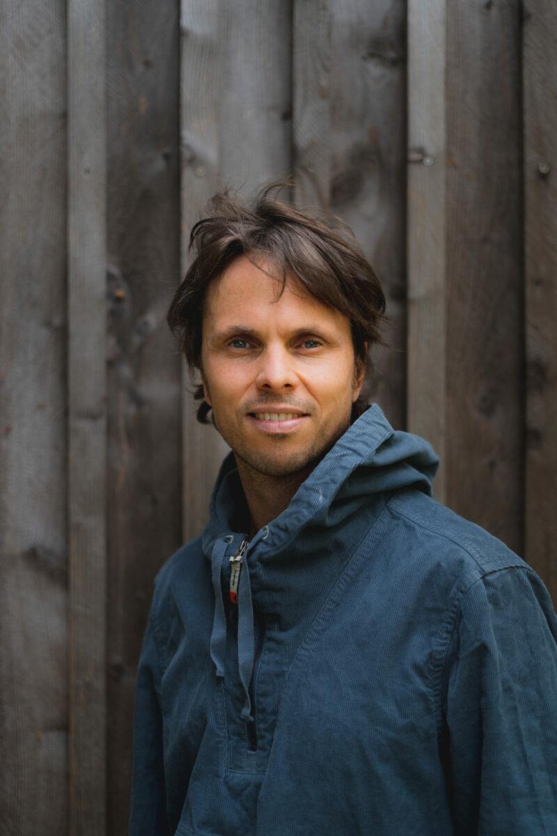 Rupert McKelvie - Portrait