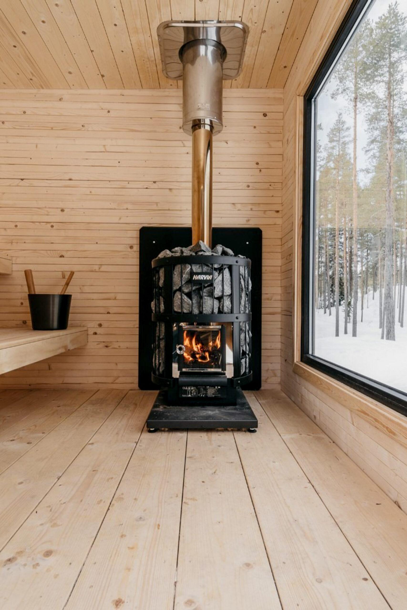 Harvia sauna heater